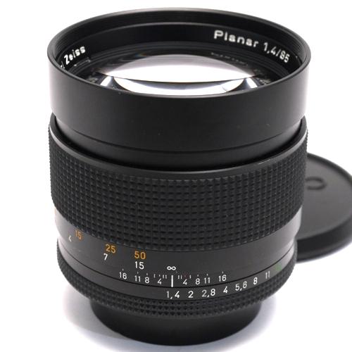 CONTAX/コンタックス プラナー 85mm F1.4 MMJ