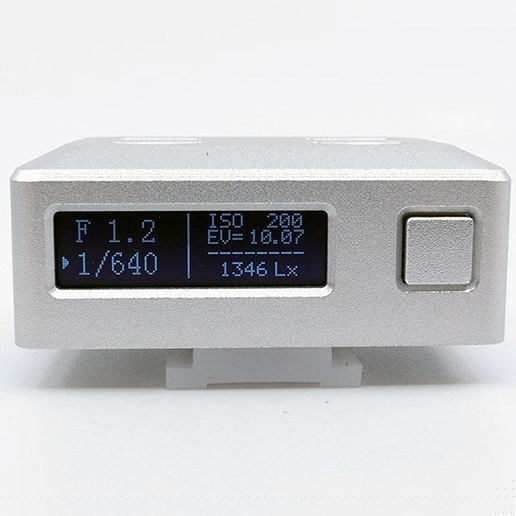 KEKS/キックス ライトメーターEM-01 シルバー