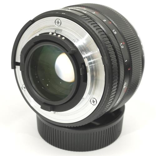 Zeiss/ツァイス プラナー 50mm F1.4 ZF.2