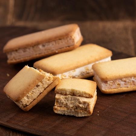 サンドクッキー4種詰合せ