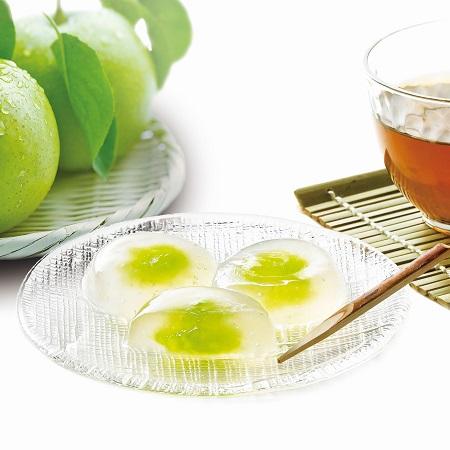 鳥取二十世紀梨わらび餅
