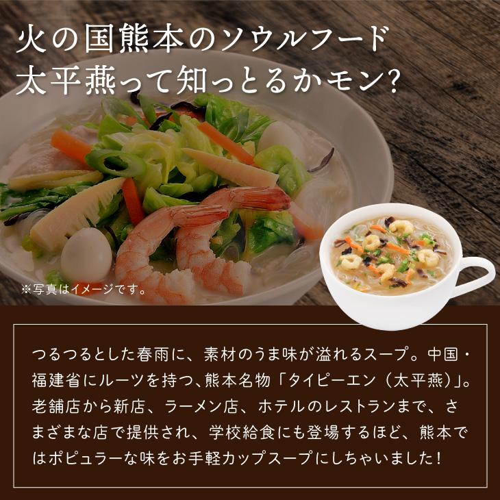 【送料無料】熊本名物 太平燕マグカップサイズ 6袋セット