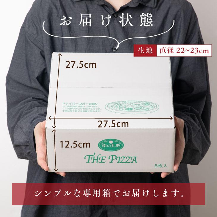 産地直送 【南の大地シリーズ THE PIZZA 選べる5枚セット】 ピザ お歳暮 帰省暮 【送料無料】