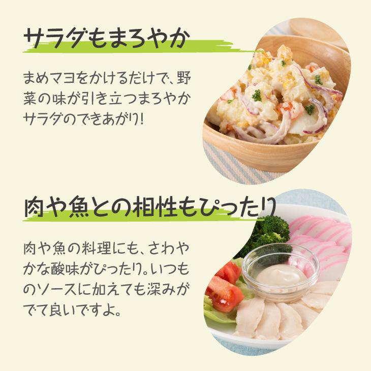 【送料無料】まめマヨ 3本セット