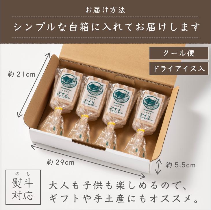 【送料無料】 柳川育ちのきなこアイスキャンデー 8本(1種×8本)