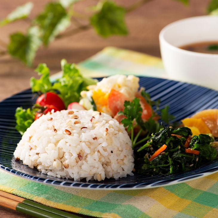 米の華−3種類食べ比べセット(各90g×3種)雑穀 ブレンド メール便(クリックポスト)【送料無料】