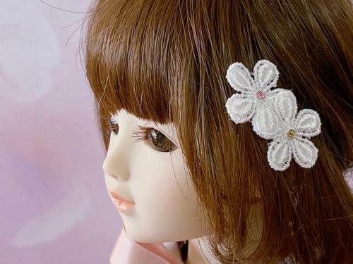 花柄ティアードワンピースセット