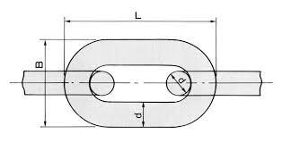 ステンレスチェーン 線径5mm×30m SUS304 リンクチェーン 小判チェーン 雑用チェーン 鎖 溶接チェーン 防犯 KIKAIYA