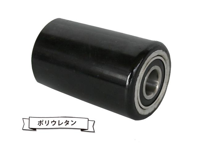 ハンドパレット用 フォークローラー 直径63mm 幅98mm (PT-20BE/PT-20BE-PU)タイプ KIKAIYA