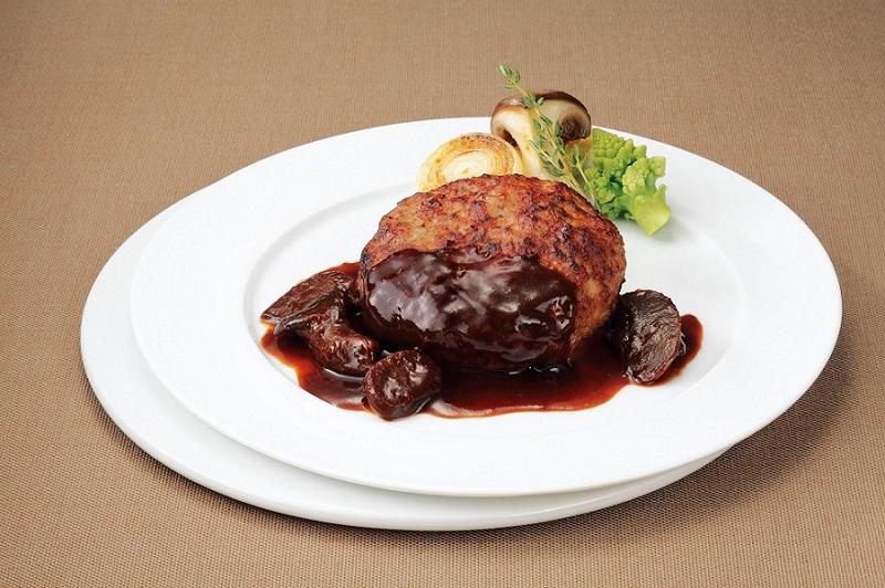 麹バーグ(特製デミグラスソース付)