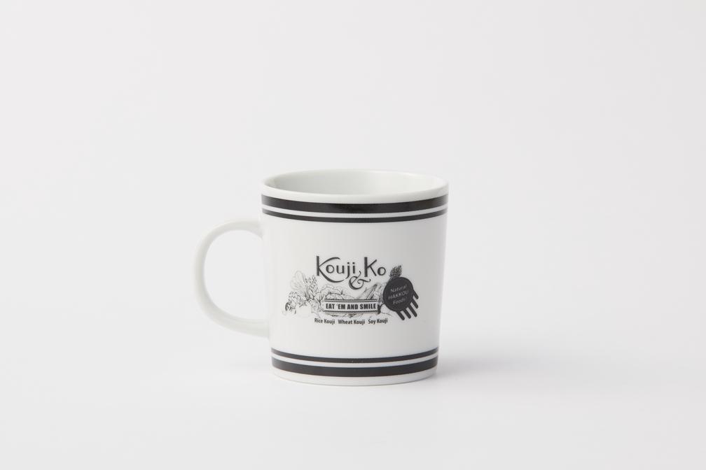 Kouji&koオリジナルマグカップ
