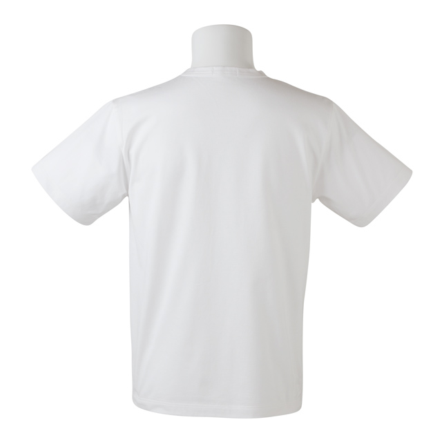 デオルブイネック天竺Tシャツ