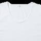 デオルUネックTシャツWOMEN 同サイズ3枚組