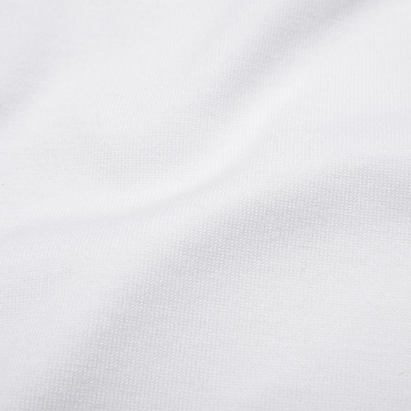 デオルブイネック天竺Tシャツ 同サイズ3枚組
