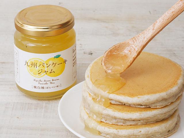 九州パンケーキジャム ばんぺいゆ