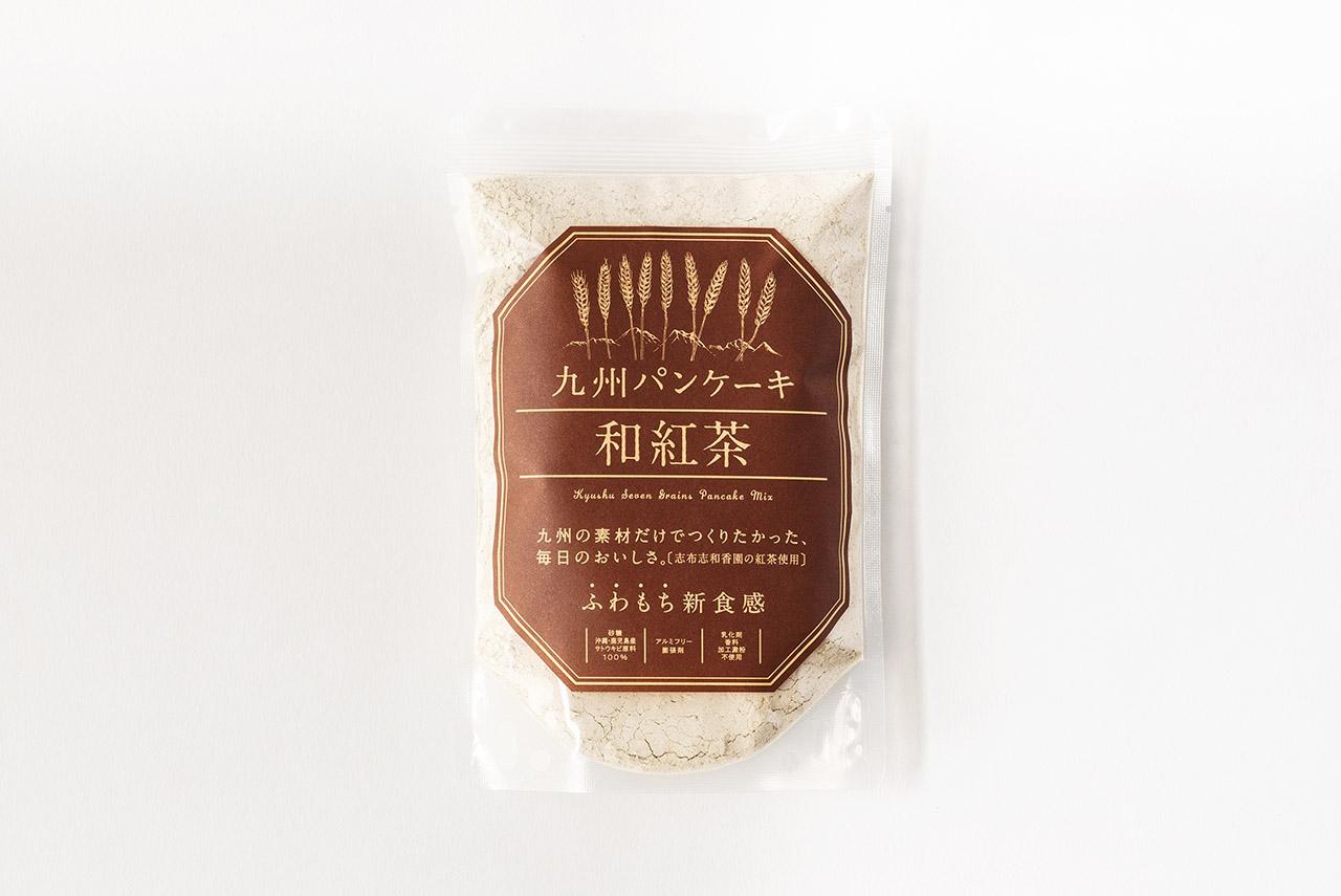 九州パンケーキ 和紅茶