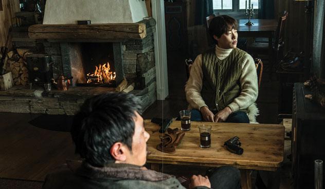 チョ・ジヌン、リュ・ジュンヨル主演映画 「毒戦(Believer)」フォトブック