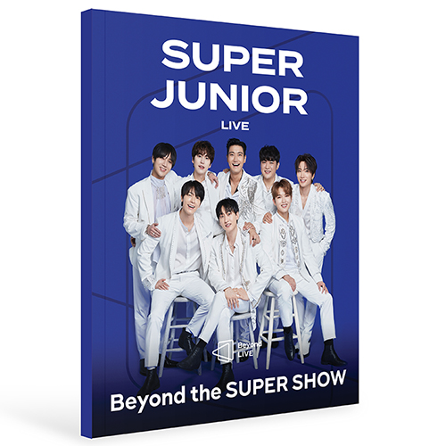 SUPER JUNIOR Beyond LIVEコンサート パンフレット「Beyond the SUPER SHOW」