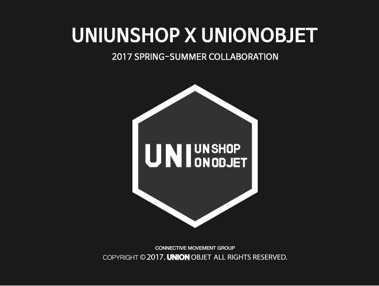 UNIUNSHOP X UNIONOBJET 3Dバックパック CARRIER 3D BACKPACK