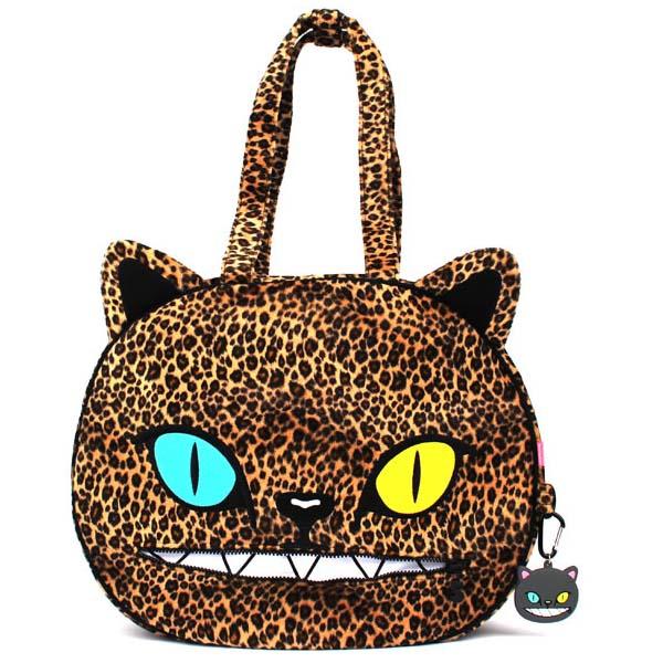 SAKUN(サクン)B-SMILE CAT PICNIC LEO(BROWN)