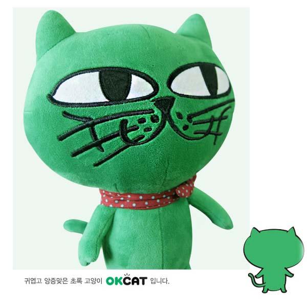 2PM オク・テギョン OKCAT 吸盤人形(13cm)