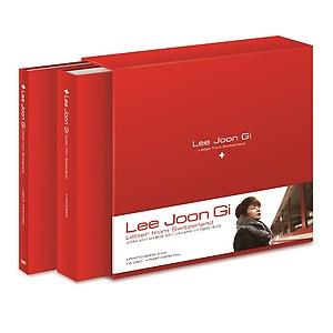 イ・ジュンギ写真集 Lee Joon Gi,Letter From Swizerland 2DVD+写真集(200P)+ポストカード5枚[送料無料]
