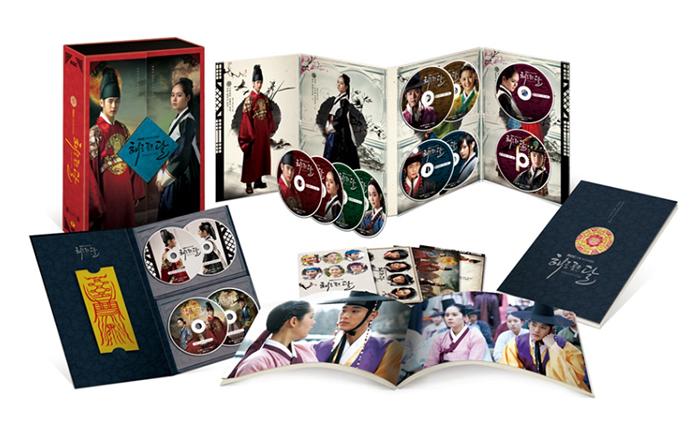 キム・スヒョン主演「太陽を抱いた月」DVD監督版(韓国盤)[送料無料]