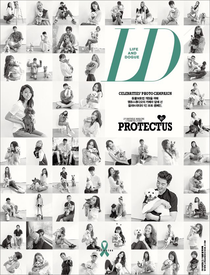 韓国雑誌Life and Dogue2016年秋号 ダニエル・ヘニー表紙、別冊付録本同封発送[送料無料]