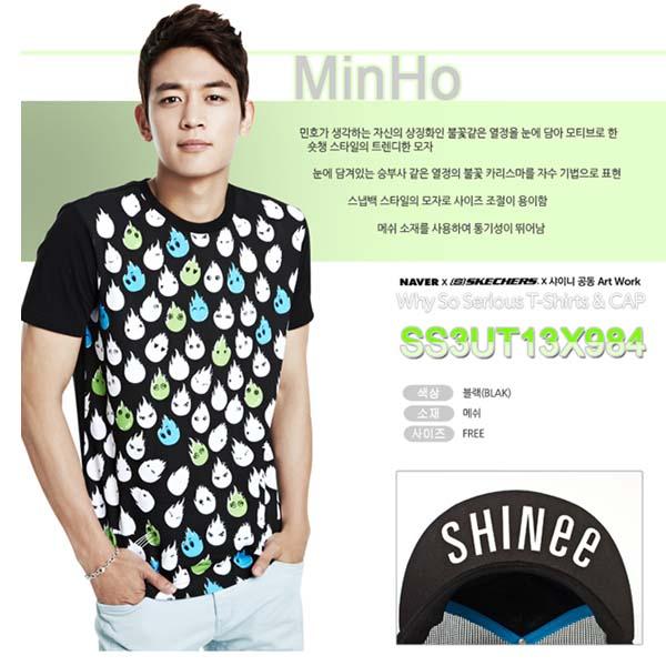 【期限限定♪】SHINee(シャイニー) ミノ(Minho) キャップ CAP [NAVER SHINEE&SKECHERSコラボ企画][予約]
