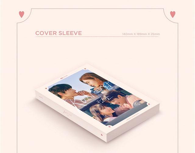 イム・シワン、シン・セギョン、スヨン、カン・テオ主演ドラマ 「それでも僕らは走り続ける」OST韓国盤 CD2枚組+ブックレット68P付き
