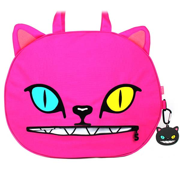 SAKUN(サクン)B-SMILE CAT PICNIC(PINK)