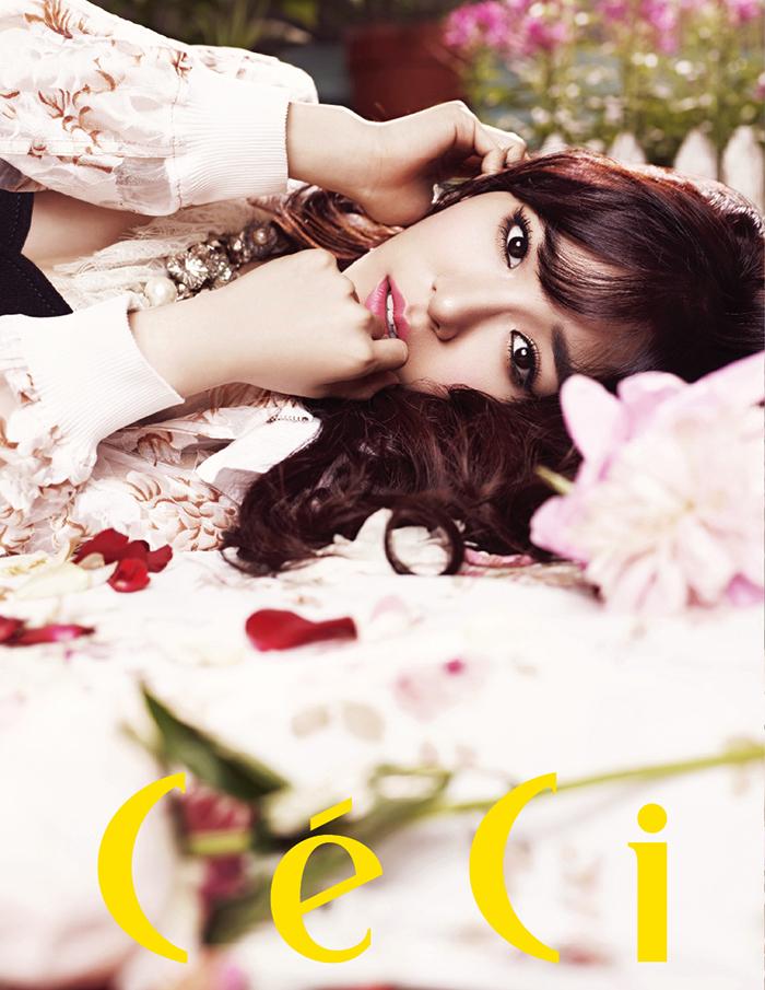 韓国雑誌 Ceci(セシ) 2013年8月号 ティファニー、Super Junor Mヘンリー、GIRL'S DAY、BTS(防弾少年団)掲載[送料無料]