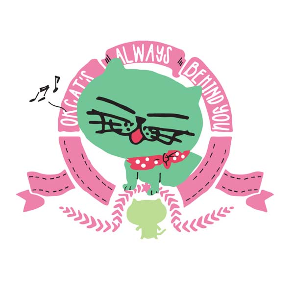 2PM オク・テギョン OKCAT マグカップ