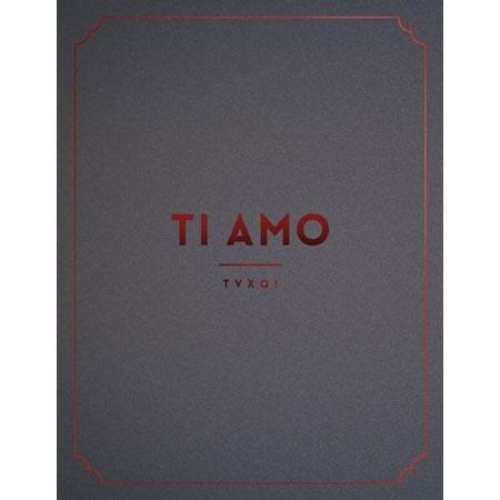 東方神起 TI AMO TVXQ!写真集 (写真集3巻+DVD+ポスター)