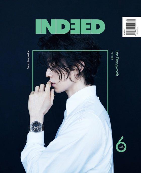 韓国雑誌 INDEED(インディード) 6号 イ・ドンウク表紙、イトゥク掲載
