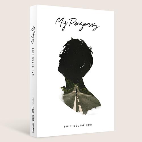 シン・スンフン スペシャルアルバム「My Personas」(CD+フォトブック40ページ)