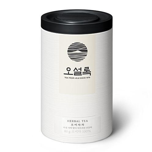韓国百貨店入店のおすすめ人気高級ティーブランド「オソルロッ」のオミジャ茶 80g