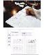 ヘタ文字脱出!ハングルペン習字教本 正しい手書き矯正ノート(スプリング式)
