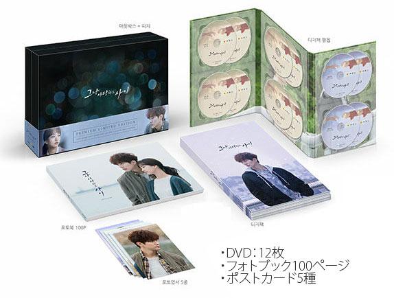 2PMジュノ、ウォン・ジナ、イ・ギウ主演ドラマ「ただ愛する仲」プレミアム版DVD 韓国版/リージョンコード3
