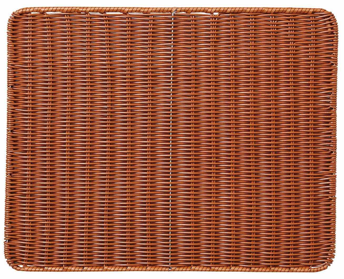 樹脂すのこ角型6040(ブラウン)
