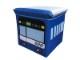 ケイキューブ収納ボックス 600形/BLUE