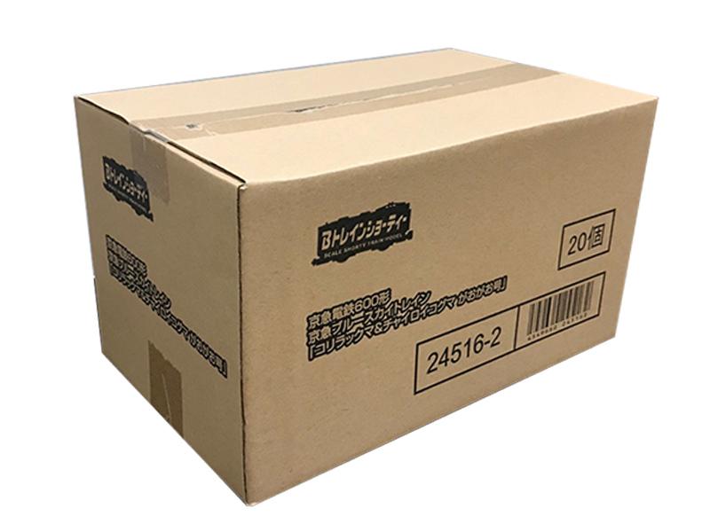 【SALE】Bトレインショーティー京急600形ブルースカイトレイン「コリラックマ&チャイロイコグマがおがお号」(20個)