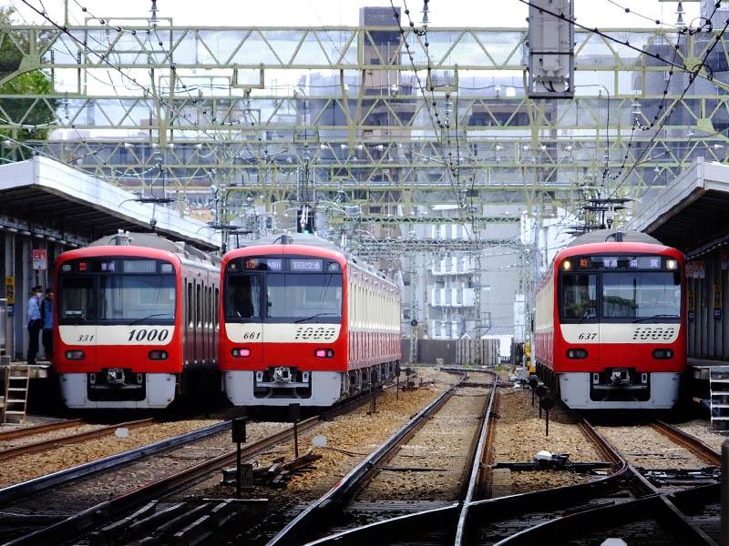 京急プラレールセット B.プラキッズ駅セット(南太田駅風)