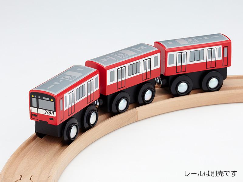 moku TRAIN 2100形