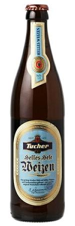 ドイツビール トゥーハー・ヴァイツェン(白ビール) 500ML