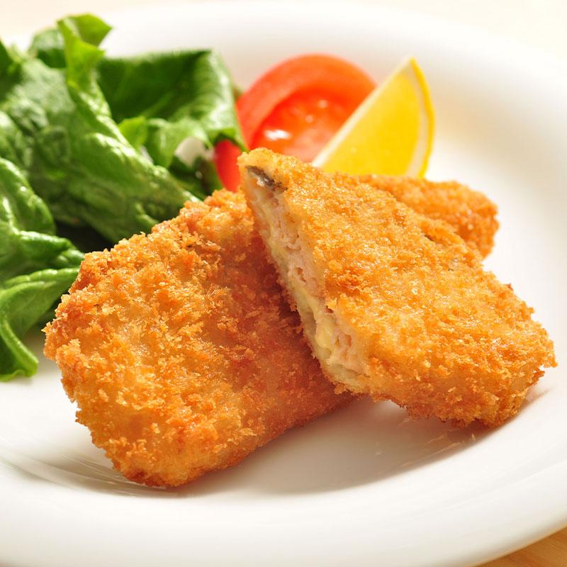 大冷 NKR骨なし鮭チーズフライ(40g×100)