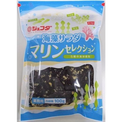 JFDA マリンセレクション(海藻サラダ)(100g)