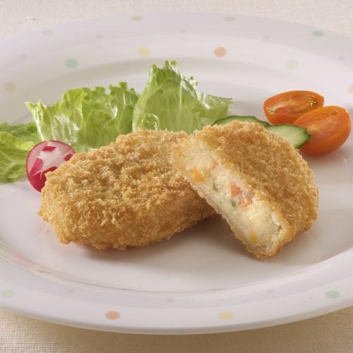 モリタン 学級向け野菜コロッケ(60g×20)