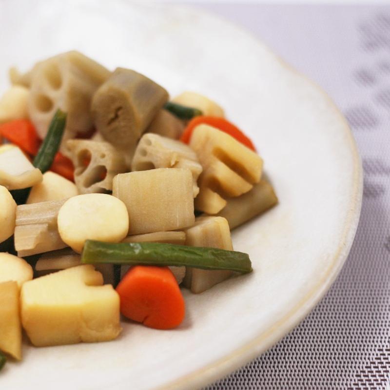 神栄 和風野菜ミックス(500g)