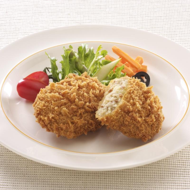 モリタン 道産コロッケ牛肉(70g×10×8)